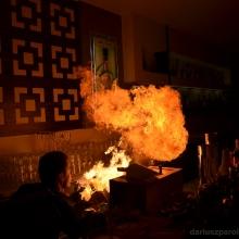 pokaz-barmanski-warszawa-dmuchniecie-ogniem