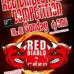 Red Diablo Flair Competition w Krakowie i 3. miejsce Radosława Podlaskiego