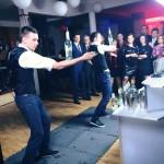 Impreza integracyjna Bełchatów – Pokaz barmanów w duecie